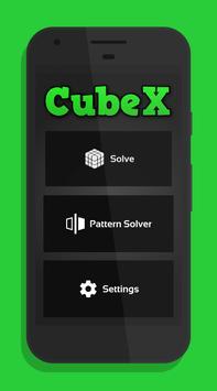 CubeX poster