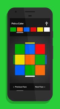 CubeX - Rubik's Cube Solver apk screenshot