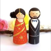 Shashank weds Dipti icon