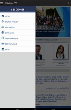 Diputados GPPAN Ekran Görüntüsü 10