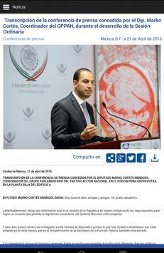 Diputados GPPAN Ekran Görüntüsü 11