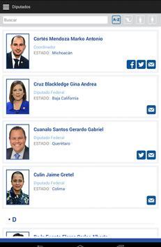 Diputados GPPAN скриншот 14