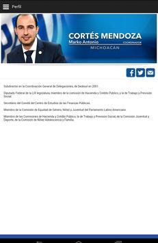 Diputados GPPAN Ekran Görüntüsü 15