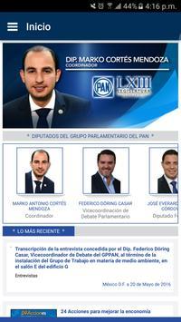 Diputados GPPAN Ekran Görüntüsü 1