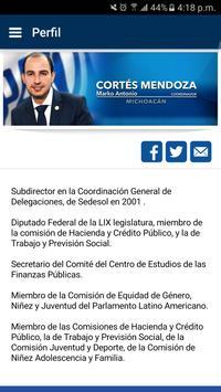 Diputados GPPAN скриншот 7