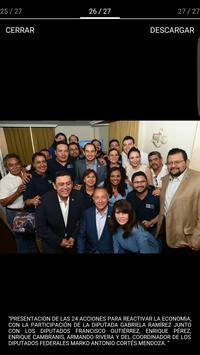 Diputados GPPAN Ekran Görüntüsü 5