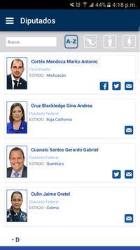 Diputados GPPAN Ekran Görüntüsü 6