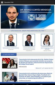 Diputados GPPAN Ekran Görüntüsü 9