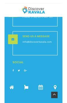 Discover Kavala apk screenshot