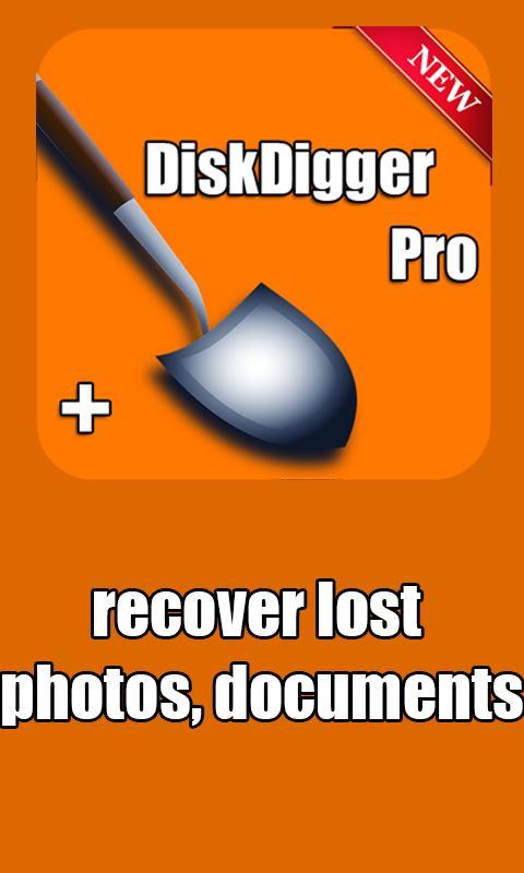 Free DiskDigger Pro Tips poster