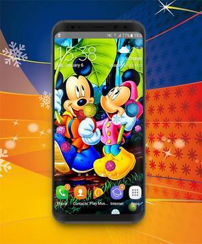 HD Minnie Wallpaper mouse For Fans screenshot 1