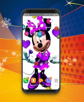 HD Minnie Wallpaper mouse For Fans screenshot 2