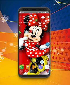 HD Minnie Wallpaper mouse For Fans screenshot 4