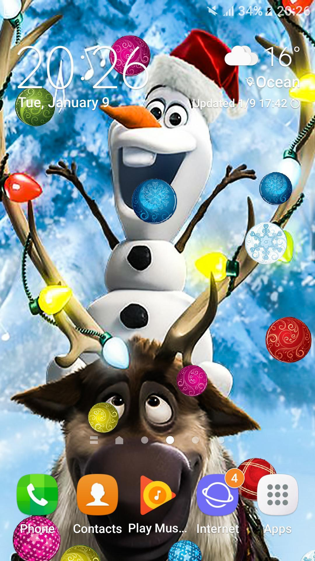 Hd Olaf Wallpaper Frozen For Fans For Android Apk Download
