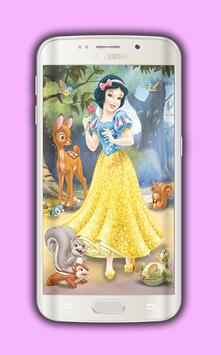 Disney Princess Wallpapers Ekran Görüntüsü 3