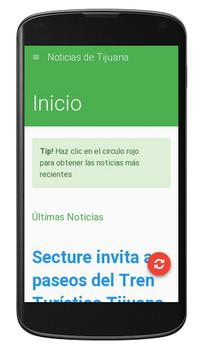 Noticias de Tijuana apk screenshot
