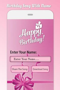 Birthday Song With Name poster