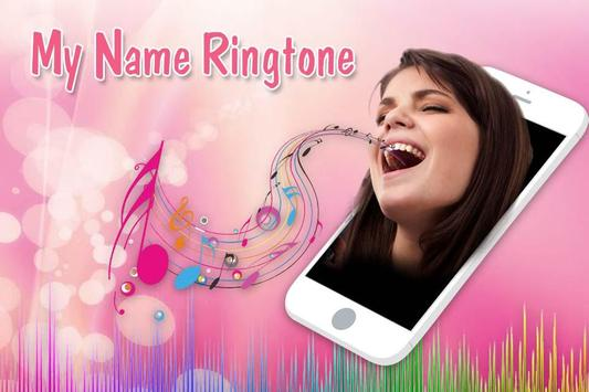 My Name Musical Ringtone Maker apk screenshot