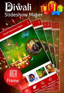 Diwali Slideshow Maker : Diwali Photo to Video poster