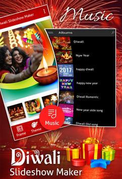 Diwali Slideshow Maker : Diwali Photo to Video apk screenshot