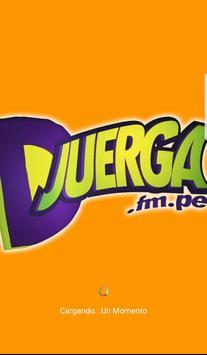 Radio Djuerga - Peru poster