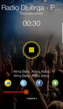 Radio Djuerga - Peru apk screenshot