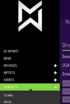 DJ INFINITI apk screenshot