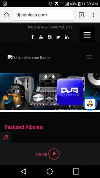 DJ-Nonless poster