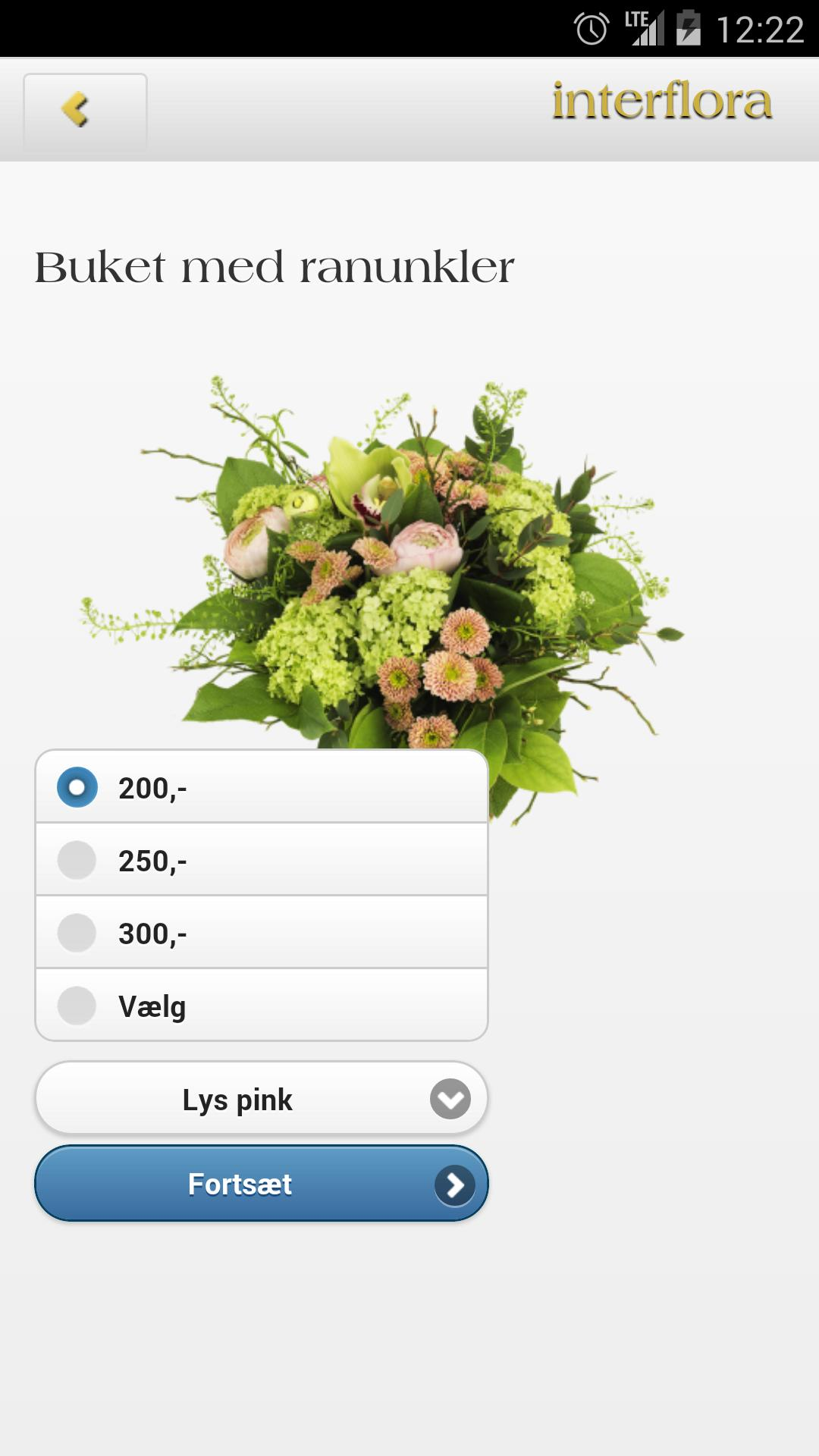 Interflora Danmark For Android Apk Download