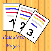 Calculate Pages icon