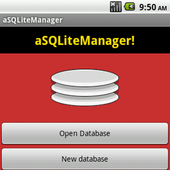 aSpatiaLiteManager icon