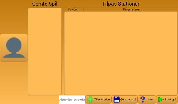 Kategorispillet screenshot 1