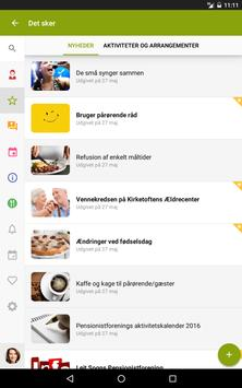 Holbæk Kommune Plejecentre+ screenshot 12