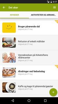 Holbæk Kommune Plejecentre+ screenshot 2