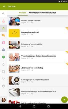 Holbæk Kommune Plejecentre+ apk screenshot