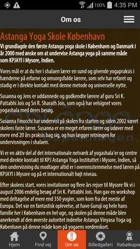 Astanga Yoga apk screenshot