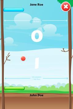 Gps Pong – Outdoor paddle ball screenshot 3