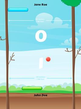 Gps Pong – Outdoor paddle ball screenshot 13