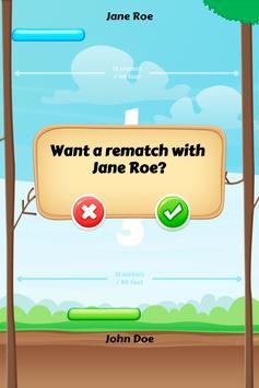 Gps Pong – Outdoor paddle ball screenshot 4