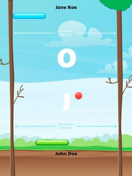 Gps Pong – Outdoor paddle ball screenshot 8