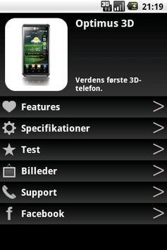 LG Mobile screenshot 1