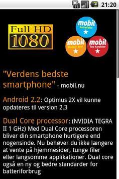 LG Mobile screenshot 2