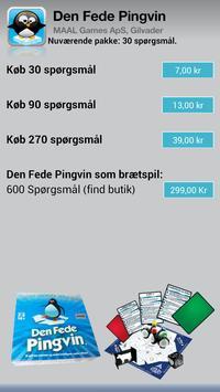 Den Fede Pingvin screenshot 5