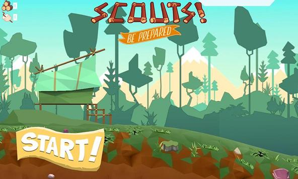 SCOUTS! poster