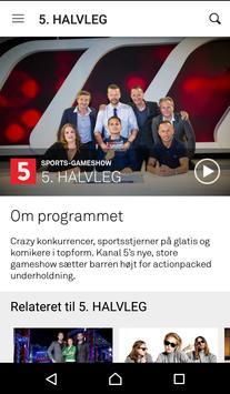 Dplay Danmark apk screenshot