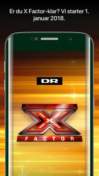 DR X Factor poster