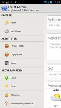 Friluft Aarhus screenshot 1