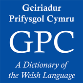 GPC Geiriadur Welsh Dictionary icon