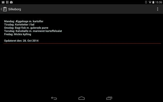 EnergiMidt InfoNet apk screenshot