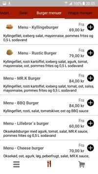 MR K Sønderborg apk screenshot
